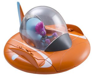 Miles from Tomorrowland THE HOT SAUCER