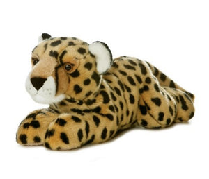 Aurora World Plush 12 Flopsie Cheetah