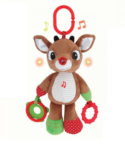 Kids Preferred Rudolph Developmental Activity Toy