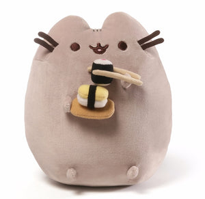 "Gund 9.5"" Pusheen Snackable, Sushi"