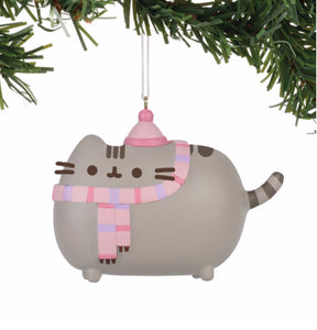 Gund Pusheen Winter Ornament 2.5""