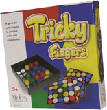 Tricky Fingers Card Game