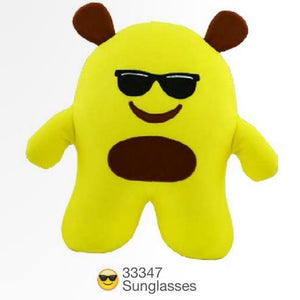 "Kids Preferred 12"" EMOJI SUNGLASSES"