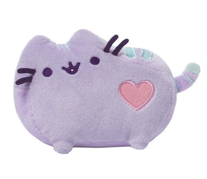 "Gund Pusheen Cat 6"" Pastel Purple"