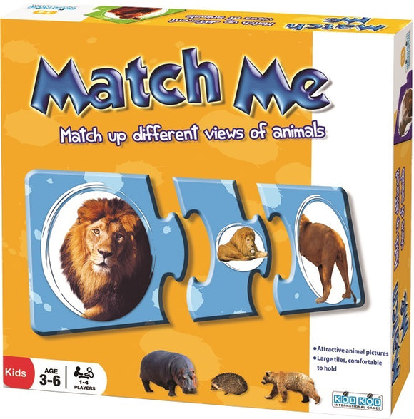 Match Me Match Up Animals Game by Kod Kod