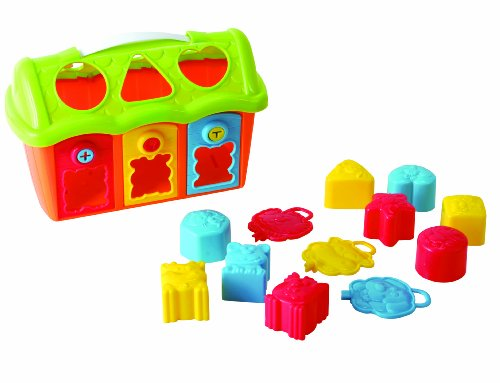Playgo Shape and Lock Barn