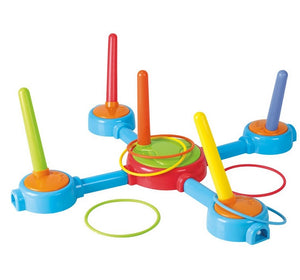Musical Ring Toss Game