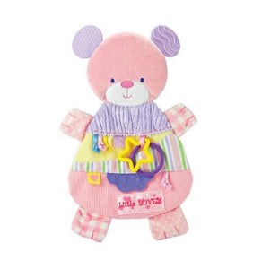 Kids Preferred Label Loveys LITTLE LOVEY BEAR TEETHER BLANKET
