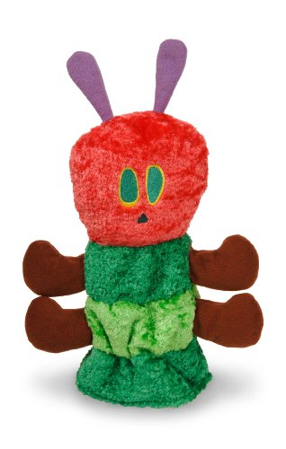The World of Eric Carle: Very Hungry Caterpillar Hand Puppet by Kids Preferred
