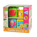 TEDDY BEAR ACTIVITY BLOCKS