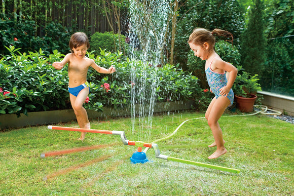 WATER JUMPER SPRINKLER GAME