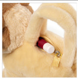 """Gund Fun Boo 8"""" Plush Purse"""