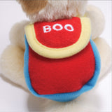 Gund Itty Bitty Boo Backpack Plush