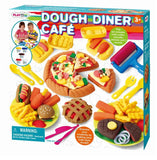 Playgo Dough Diner Café Set
