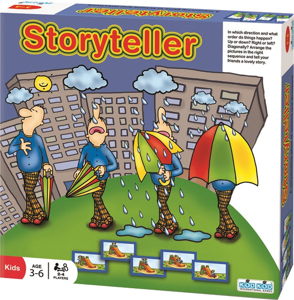 STORY TELLER Sequencing Game