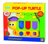 Megcos Toys Musical Pop Up Turtle ~BRAND NEW~