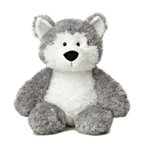 """Aurora World 12"""" Plush TUBBIE WUBBIES, JUNEAU the HUSKY DOG"""