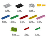Authentic LEGO® Building Bricks Assortment 200 Pieces SET 3