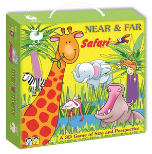 Near & Far Safari 3D Game by Buki