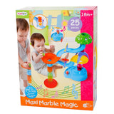 Playgo Maxi Marble Magic - 25 pcs