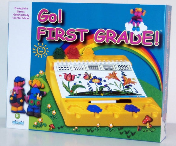 Kodkod ''Go! First Grade'' Educationale Game -Affordable Gift for your Little One! Item #LMID-9870
