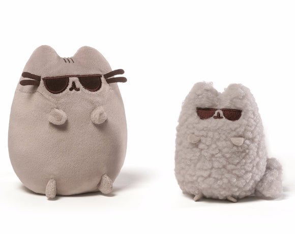 Gund Pusheen and Stormy Sunglasses Collectible Set #1