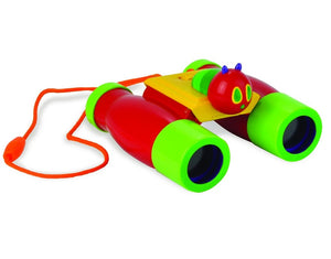 """World of Eric Carle, The Very Hungry Caterpillar Binoculars by Kids Preferred"""