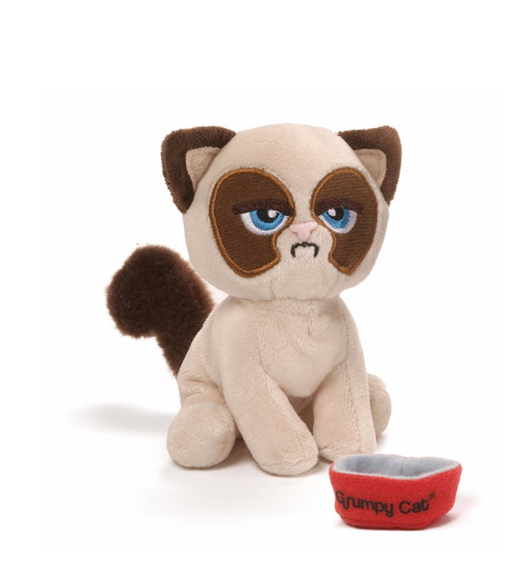 Gund Grumpy Cat Box O Grump Everyday Toy Plush