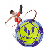 Messi Pro Training Ball  Size 3 (Blue/Yellow)