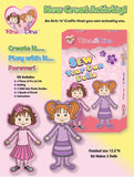 Rina & Dina SEW YOUR OWN DOLLS