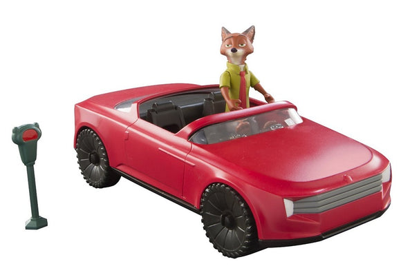 Zootopia Nick's Convertible