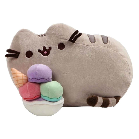 Gund Pusheen Snackable Sundae 12