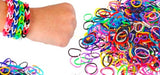 The Original Rainbow Loom® Refill Rubber Bands 24 bags CASE - ASSORTED COLORS