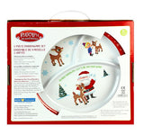 Kids Preferred Rudolph 5 Piece Melamine Set