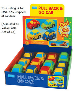 Megcos Toys Pull Back and Go Toy Car ~BRAND NEW~