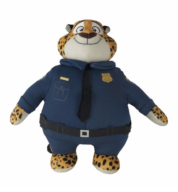Zootopia Large Plush Clawhauser