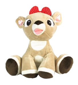 Kids Preferred Clarice Plush Toy From Rudolph The Red Nose Reindeer