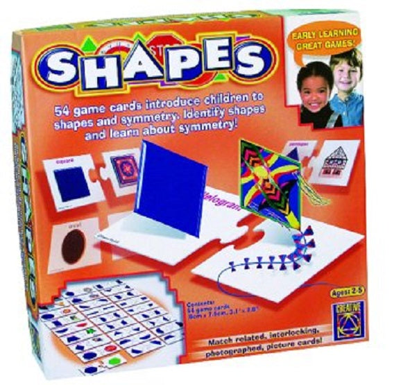 Shapes Early Learning Great Games