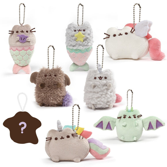 GUND Pusheen Surprise Plush Blind Box Series #6: Magical Kitties FULL CASE 24 PK