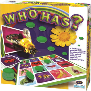 Who Has? Game by Kod Kod