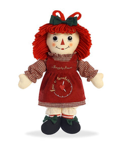 Aurora World Love is Timeless Raggedy Ann 16""