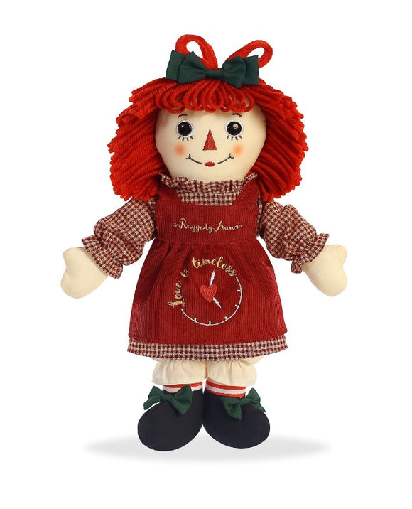 Aurora World Love is Timeless Raggedy Ann 16