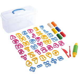 PlayGo LETTER DOUGH CARRY CASE