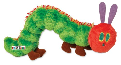 Kids Preferred The World of Eric Carle: Very Hungry Caterpillar Bean Bag