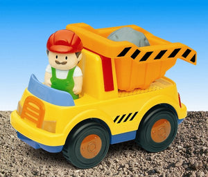 Megcos Toys Light and Sound Dump Truck  ~BRAND NEW~