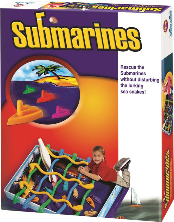 Submarines Rescue Game by Kod Kod