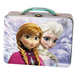The Tin Box Company Frozen Tin Lunch Box (Styles May Vary)