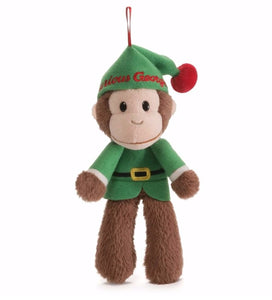 Gund CURIOUS GEORGE ORNAMENT