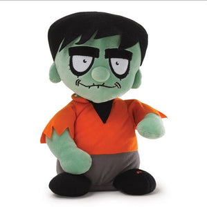 """Gund Fun10"""" Plush LURK Halloween Sings Thriller"""
