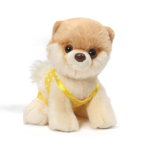 "Gund Itty Bitty Boo #41 Bikini 5"" Toy Dog Plush"